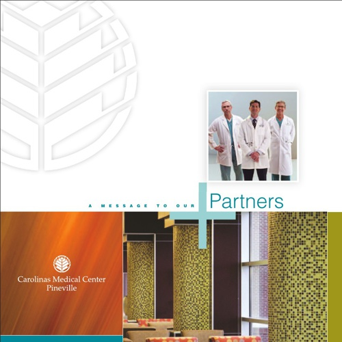 CMC-Pineville Physician Satisfaction brochure
