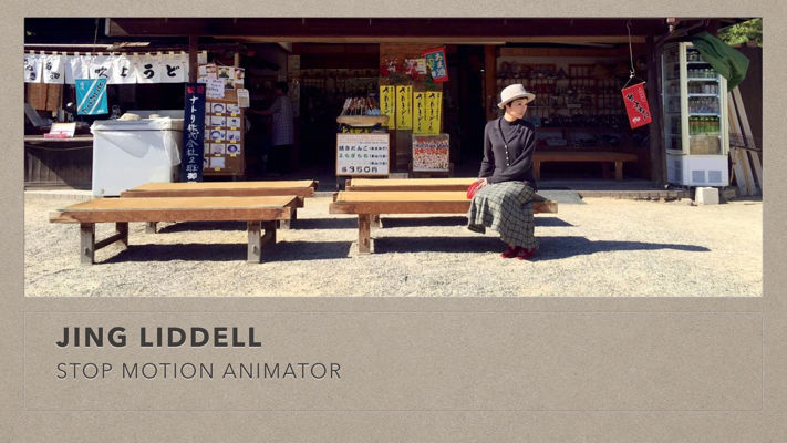 Jing Liddell's Portfolio