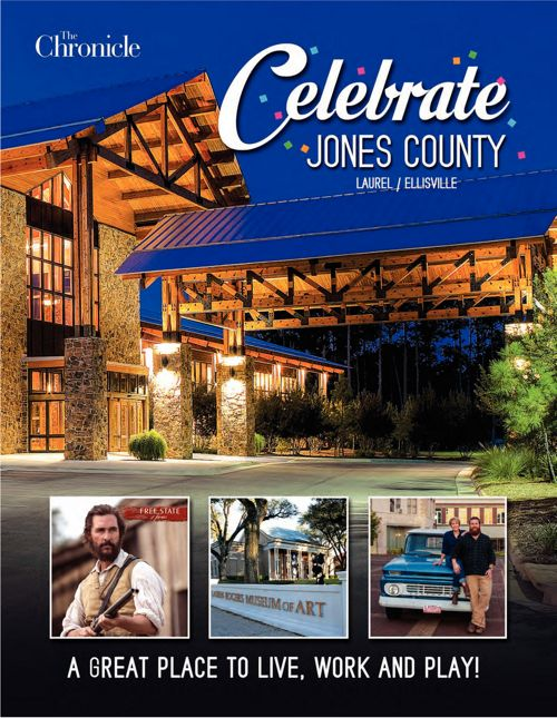 Celebrate Jones County: A visitors and newcomers guide
