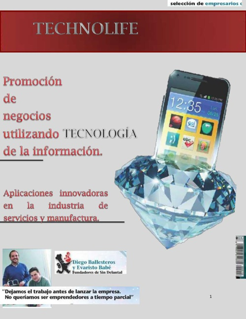 revista tecnologia