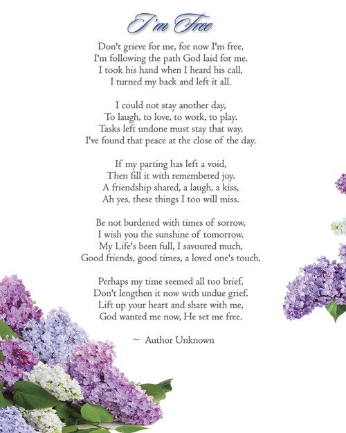 Memorial Card for Viktorija Weber