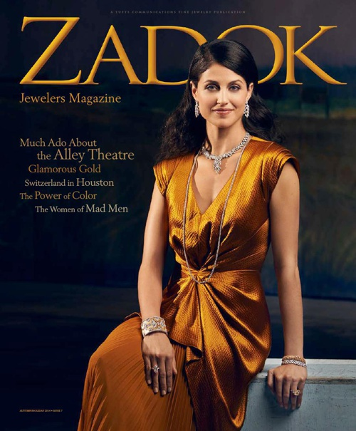 Zadok Jewelers Magazine - Fall 2014/Spring 2015