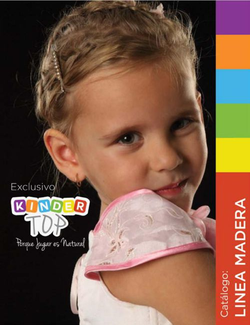Catalogo Maderas Kindertop