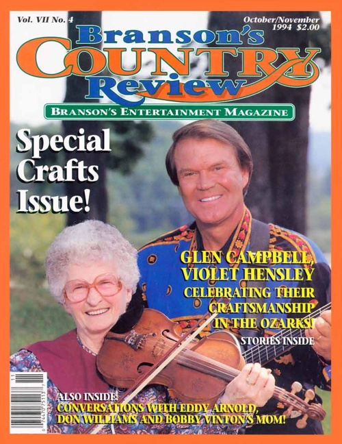 Branson's Country Review | October - November 1994