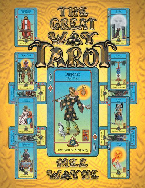 THE GREAT WAY TAROT - FLIPBOOK