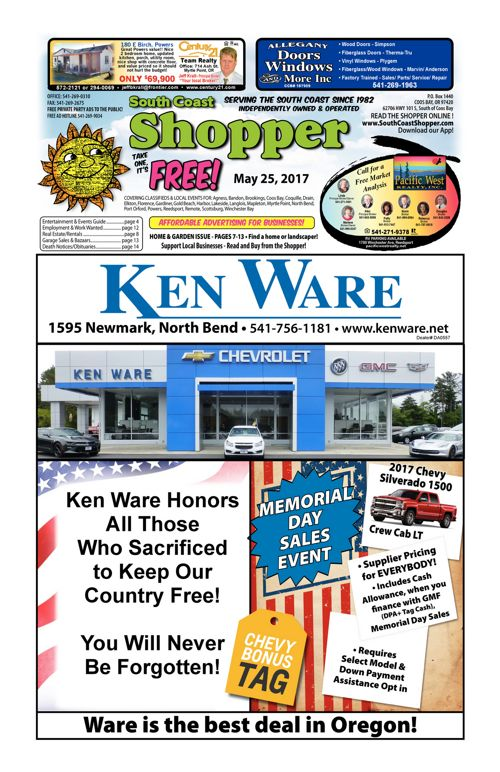 South Coast Shopper e-Edition 5-25-17