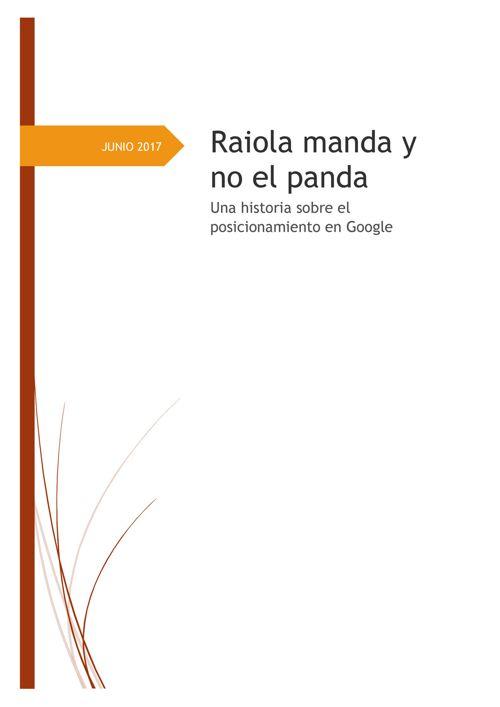 Panda y Raiola