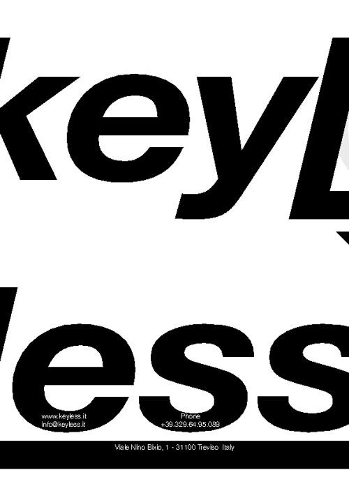 Catalogo Keyless 2012