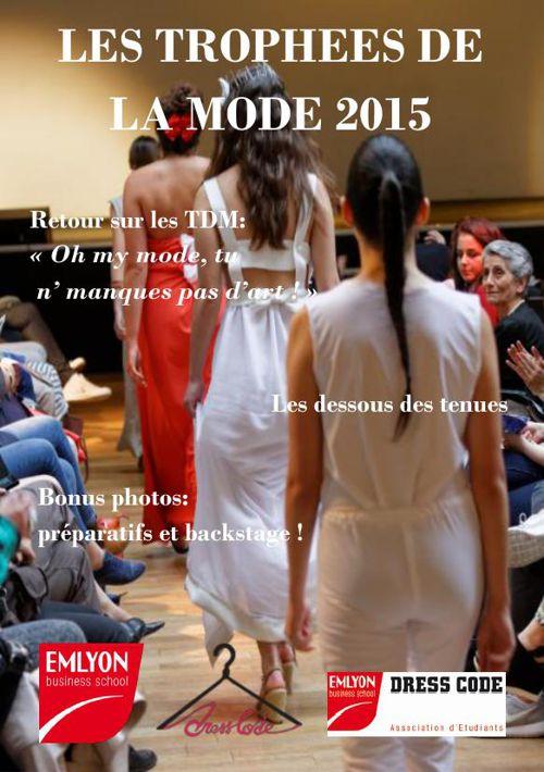 Les Trophées de la Mode 2015 - Dress Code