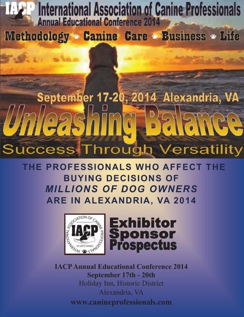 2014 Exhibitor/Sponsor Prospectus