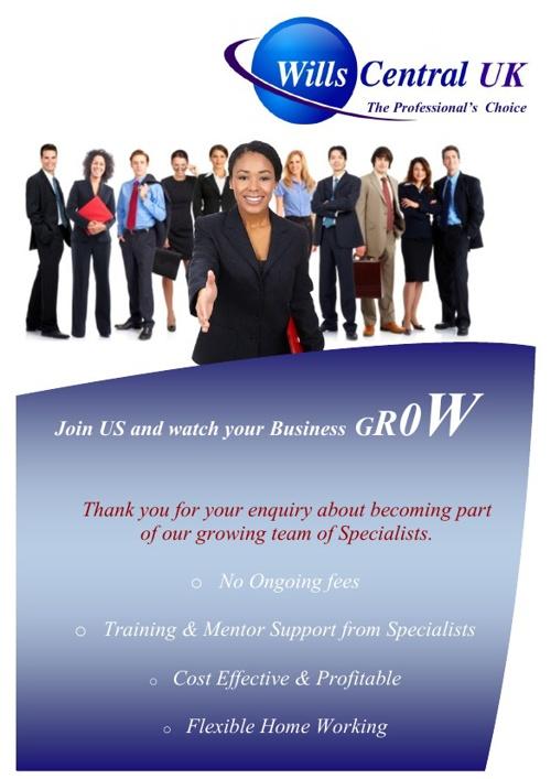 WCUK Training brochure