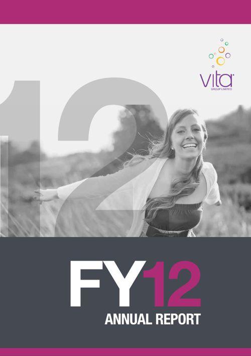 Vita Group Annual Report 2012