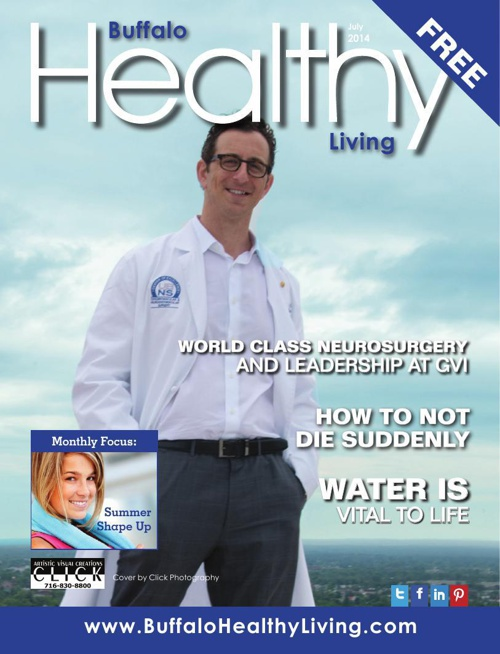 Buffalo Health Living  July 2014
