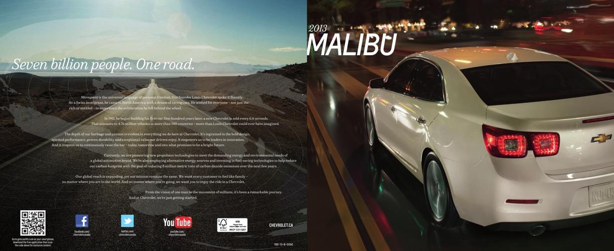 2013 Malibu