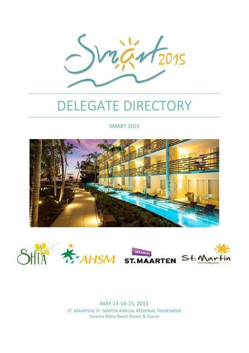 DELEGATE DIRECTORY SMART 2015