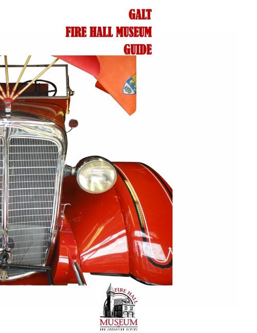 Firehall Brochure