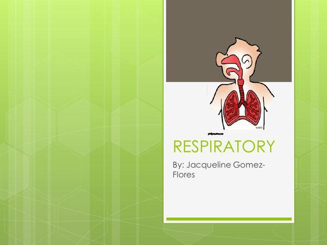 Gomez-Flores - Respiratory