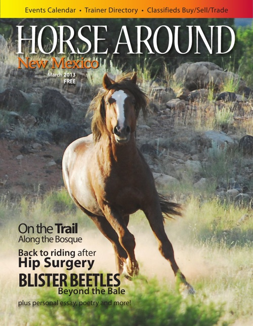 Horse Around New Mexico Issue 1 March/April 2013