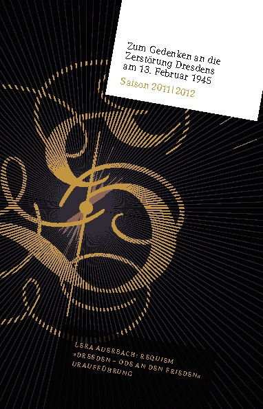 Auerbach: Requiem (Dresden - Ode to Peace)
