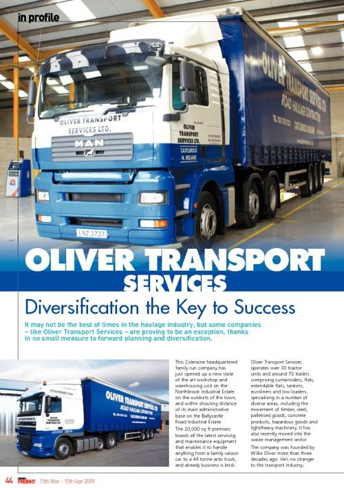 Oliver Transport