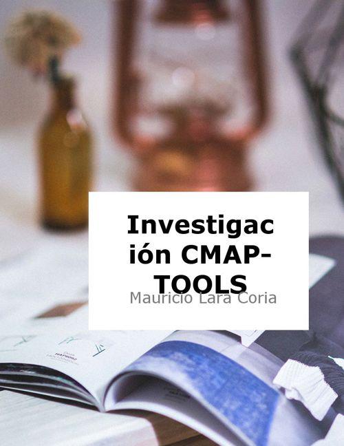 Investigación de CMAP-TOOLS