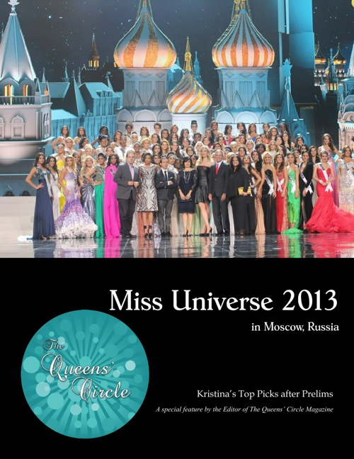 Kristina's Miss Universe Predictions