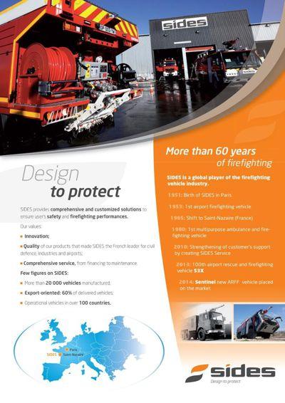 Institutional brochure SIDES