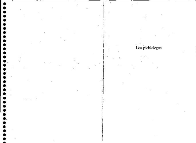 """""""Los Pichiciegos"""" de Rodolfo Fogwill"""