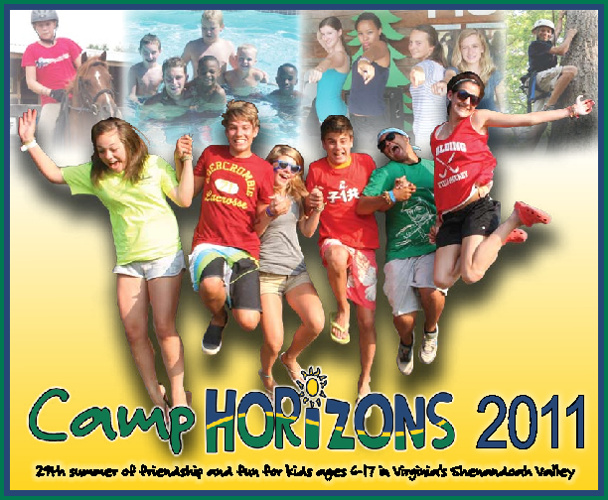 Camp Horizons Brochure