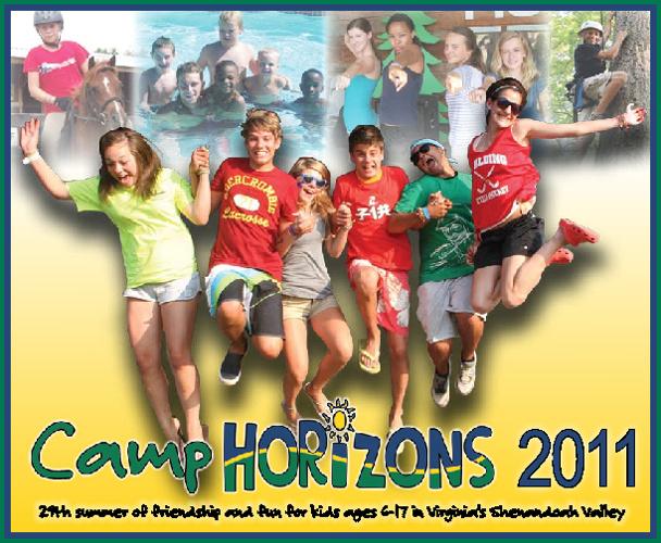 Camp Horizons Brochure