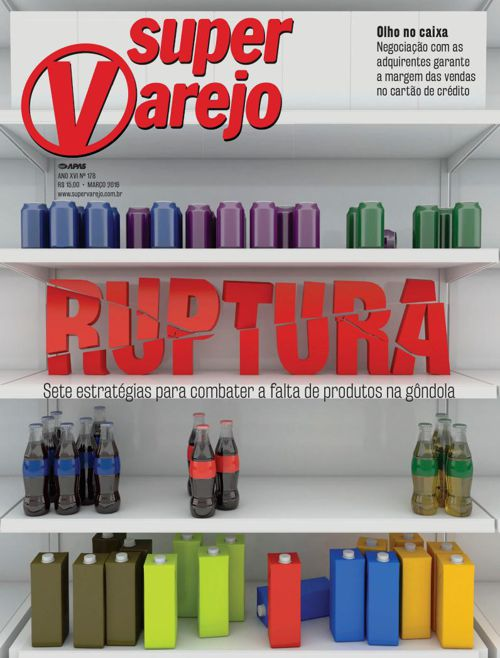 SuperVarejo Jan/Fev de 2016 ed. 178