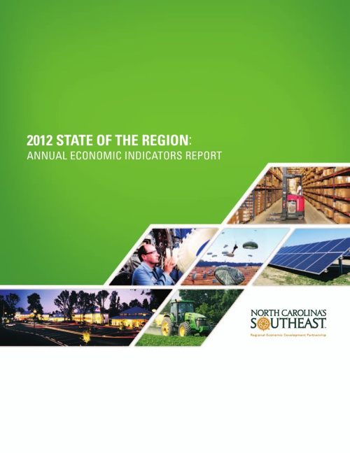 2012 State of the Region