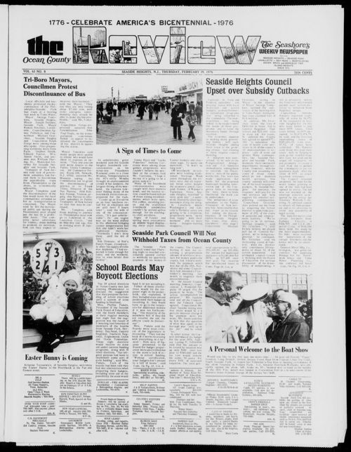 Review February 1976