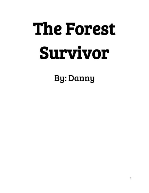 TheForestSurvivor