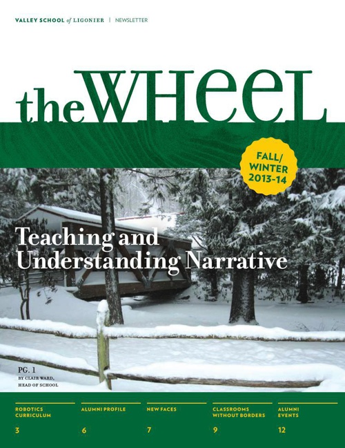 The Wheel Fall-Winter 2013-14