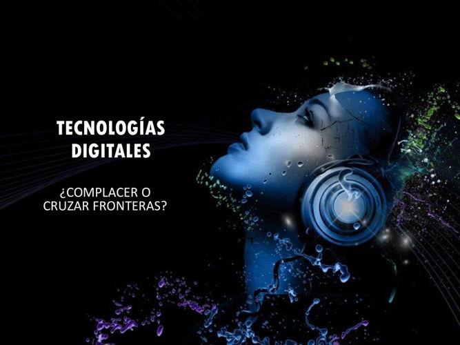TECNOLOGÍAS DIGITALES 2
