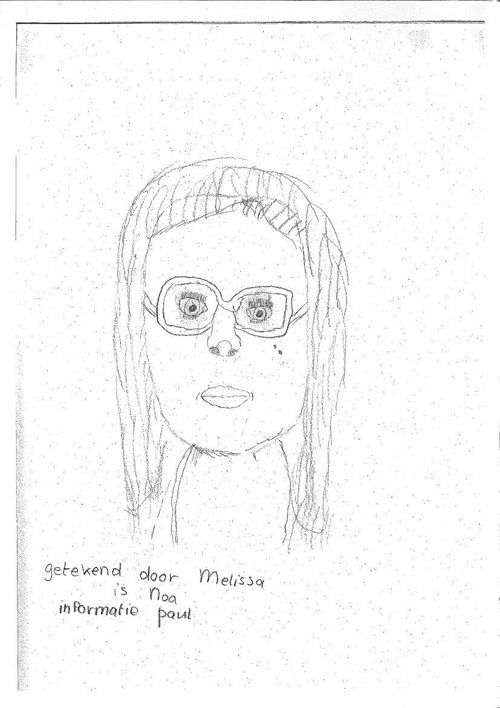 portrettekeningen deel 1