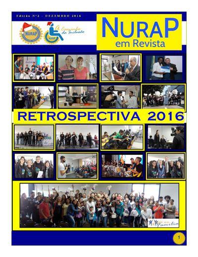 NURAP em Revista_Retrospectiva 2016