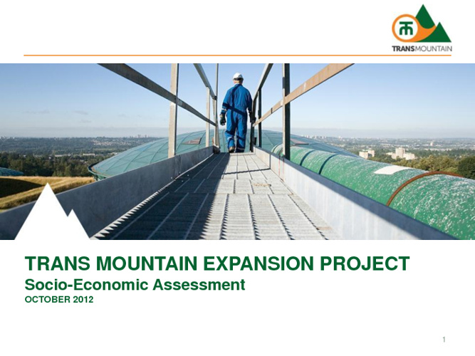 Trans Mountain Expansion Project