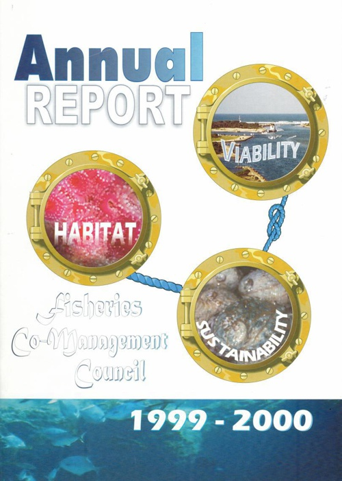 Annual Report  Fisheries Co-Management Coucil