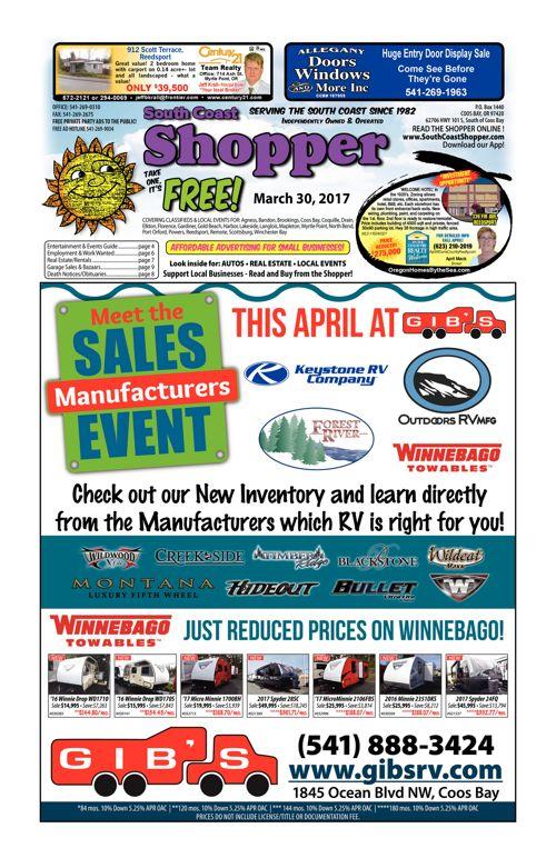 South Coast Shopper e-Edition 3-30-17