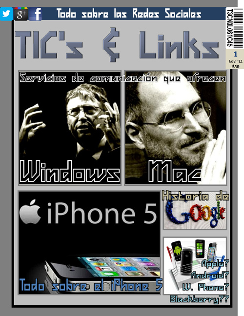 Revista Tic's & Links