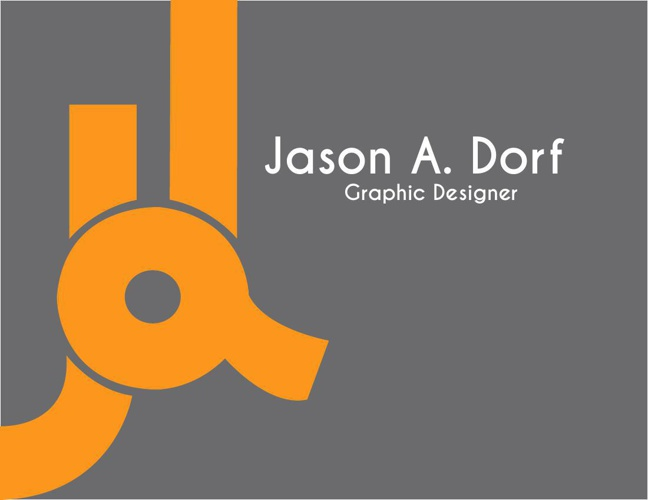 Jason Dorf Portfolio
