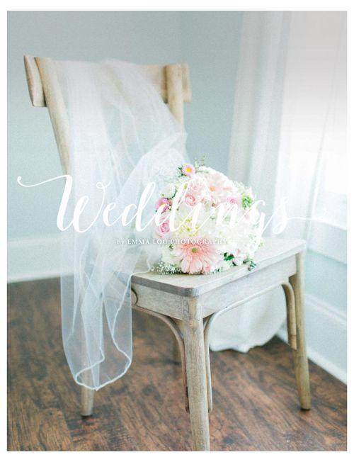 Emma Loo Wedding Collections 2016-2017