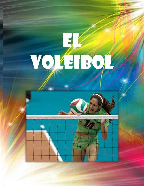 muevo libro de voleibol