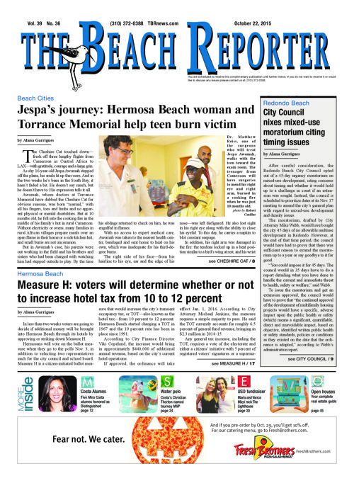 The Beach Reporter | 10-22-15