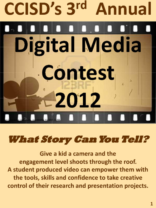 2012 Digital Media Contest