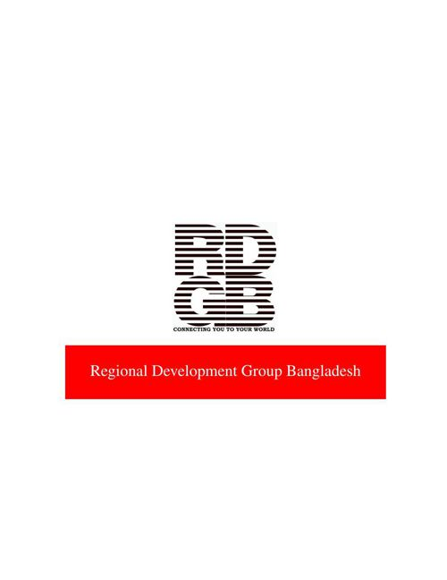 RDGB Corporate Profile