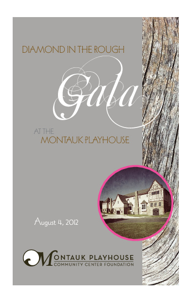 2012 Diamond in the Rough Gala Benefit Journal