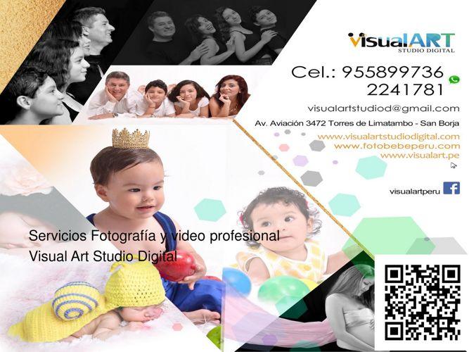 Servicios Visual Art Studio Digital